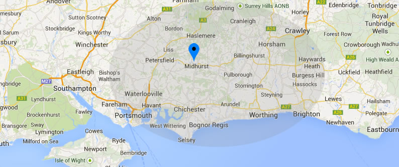 Find us at Sussex Water Treatments