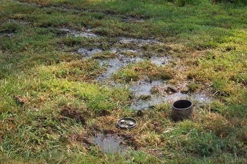 Soakaway & drainage problems - Septic Tank flooding